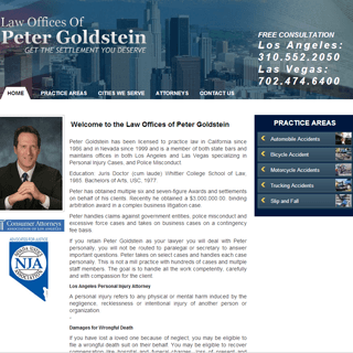 Law Offices of Peter Goldstein