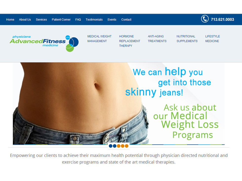 Advanced Fitness Medicine