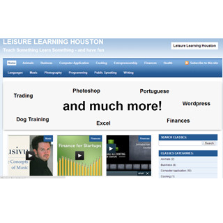 Leisure Learning Houston