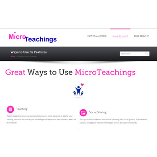 Micro Teachings